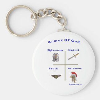 Armor of God products Key Chain