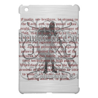 Armor of God Soldier Case For The iPad Mini