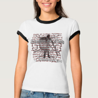 Armor of God Soldier T Shirts