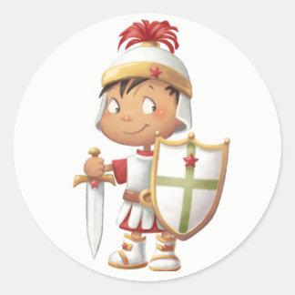 Armor of God sticker - Boy