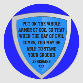 armor of God stickers