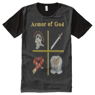 Armor of God t-shirts All-Over Print T-Shirt