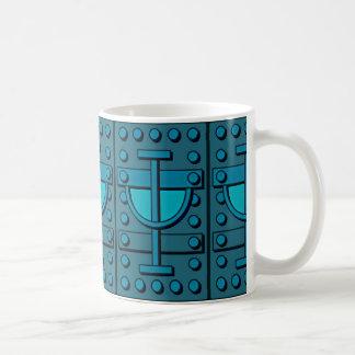 Armored Look on Coffee/Tea Mug
