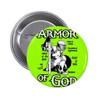 ArmorOfGod Pinback Button