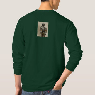 Armour of God Men's Long Sleeve T-Shirt w/Armour