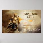 Armour of God Poster - Satan's Lies
