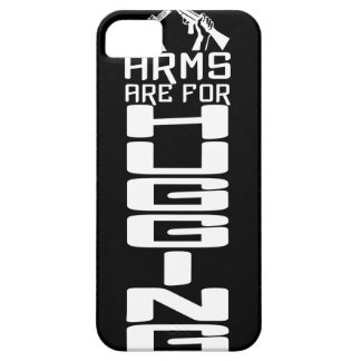 Arms Are For Hugging iPhone Case-Mate Barely There iPhone 5 Case