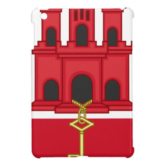 Arms_of_Gibraltar_(Variant) Case For The iPad Mini