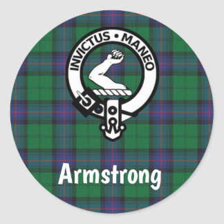 Armstrong Clan Sticker