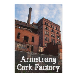 Armstrong Cork Factory, Armstrong Cork Factory Poster
