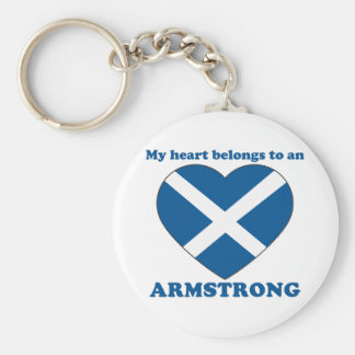 Armstrong Key Ring