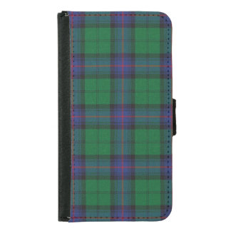 Armstrong Plaid Samsung Galaxy S5 Wallet Case