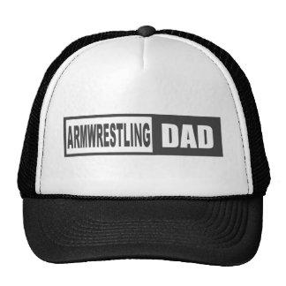 Armwrestling Dad Trucker Hat