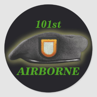 army 101st airborne vet scrapbooking iraq Sticker