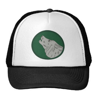 Army 104th Infantry Division Patch Trucker Hat