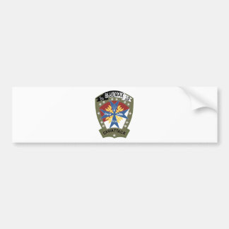 ARMY 1st SQUAD Bumper Stickers