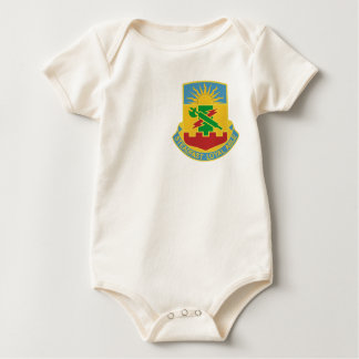 Army 4th Brigade Combat Team 1st Armored Division Baby Bodysuit