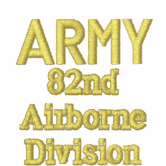 ARMY 82nd Airborne Sherpa-Lined Zip Hoodie