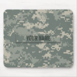 Army ACU Camouflage Customisable Mouse Pad