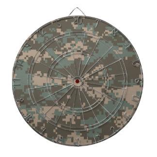 Army ACU Camouflage Dartboard