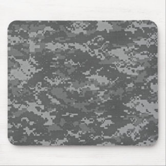 Army ACU Camouflage Mousepad