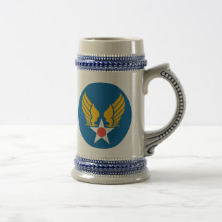 Army Air Corps 18 Oz Beer Stein