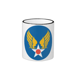 Army-Air Corps Ringer Mug