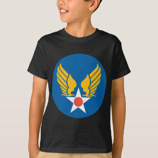 Army Air Corps Shield Tshirt