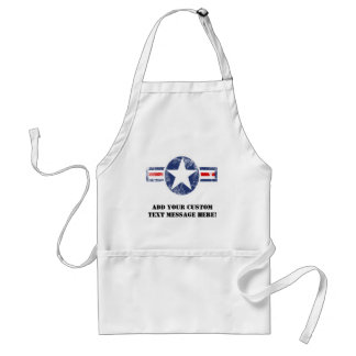 Army Air Corps Vintage Standard Apron