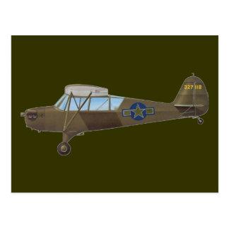 ARMY AIR FORCE POSTCARD