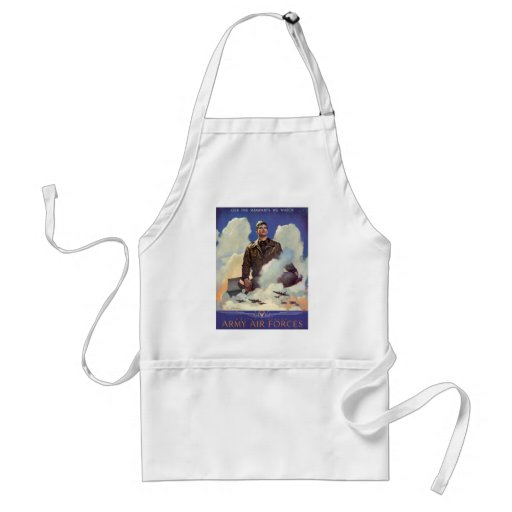 Army Air Forces Aprons