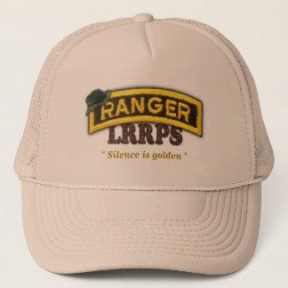 Army Airborne Rangers LRRPS Recon Vietnam War Trucker Hat