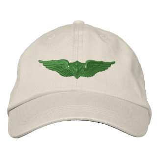 Army Airman Embroidered Hats