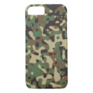 Army Apple iPhone 7, Barely There Phone Case