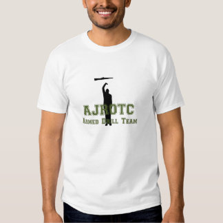 Army Armed Drill Team T-shirt