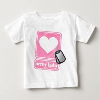 Army Baby (girl) Tee Shirts