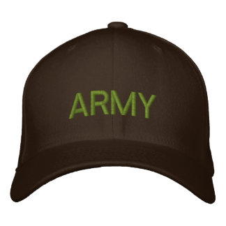 ARMY BASEBALL CAP - SUBDUED COLORS