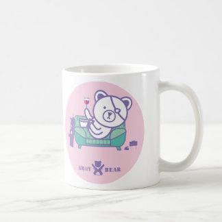 ARMY☆BEAR< MAG >2 COFFEE MUG