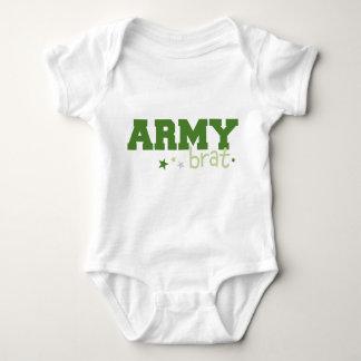 Army Brat Baby Bodysuit