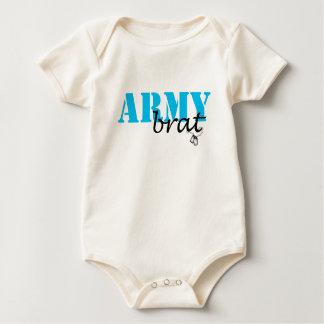 Army Brat - Boy Baby Bodysuit