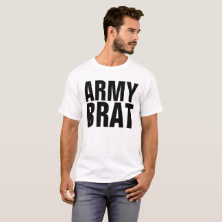 ARMY BRAT t-shirts
