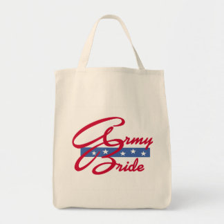 Army Bride T-shirts and Gifts Bag