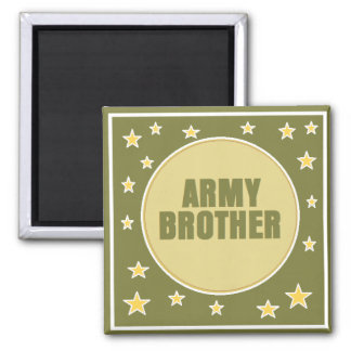 ARMY BROTHER Magnet