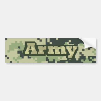 Army Bumper Sticker