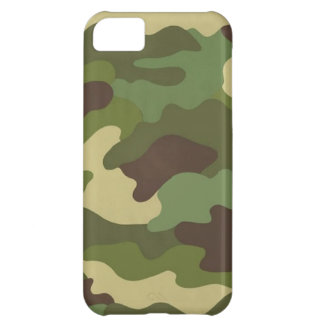 Army Camo Case For iPhone 5C