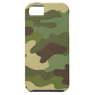 Army Camo iPhone 5 Covers