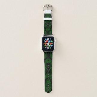 Army Camo Girl Apple Watch Band
