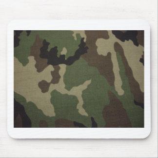 Army Camo Mouse Pad