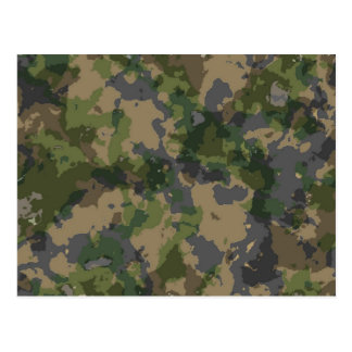 Army Camo Post Cards