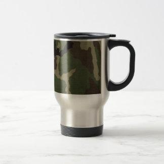 Army Camo Travel Mug